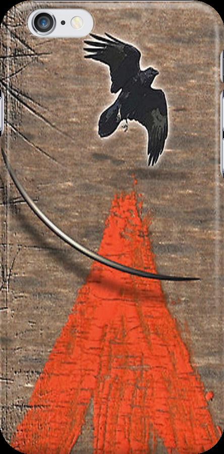 native crow by arteology