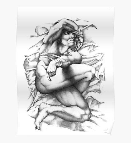 """Dreaming Slave"" Poster"