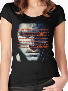 Dark Machine Women's Fitted Scoop T-Shirt