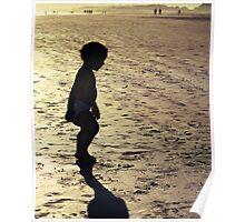 Beach Babe Poster