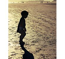 Beach Babe Photographic Print