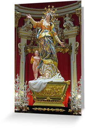 Santa Marija by fajjenzu