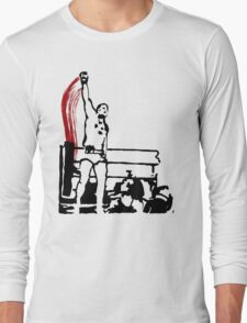 The Last Emperor Wins Long Sleeve T-Shirt