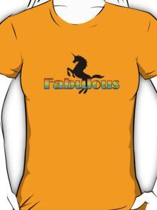 Fabulous Unicorn Light T-Shirt