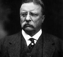 Teddy Roosevelt by warishellstore