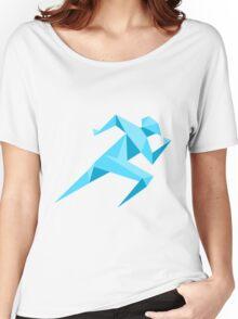 run geek Women's Relaxed Fit T-Shirt