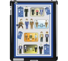 The Doctor Regenerates - #9-12 iPad Case/Skin