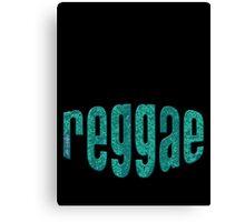 reggae Canvas Print