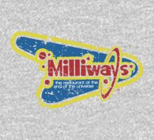 Milliways: the Restaurant at the End of the Universe Kids Clothes