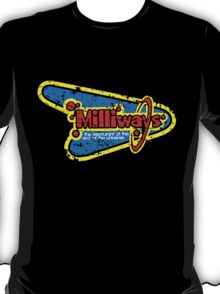 Milliways: the Restaurant at the End of the Universe T-Shirt
