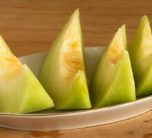 melon slices by slavikostadinov