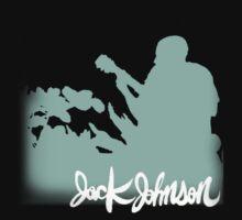 Jack Johnson  by Goosekaid