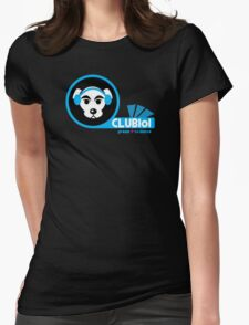 Animal Crossing ClubLOL Womens Fitted T-Shirt