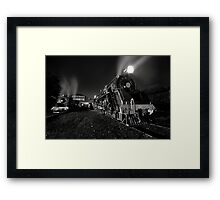 Giants Awoken Framed Print