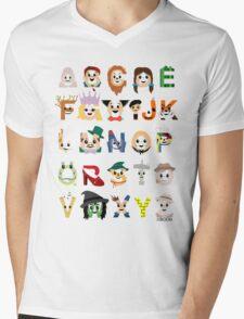 Oz-abet (an Oz Alphabet) Mens V-Neck T-Shirt