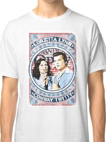 Conway Twitty, Loretta Lynn. Country Music. Nashville Classic T-Shirt