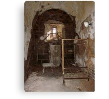 Eastern State Prison Cell, Philadelphia, PA Canvas Print