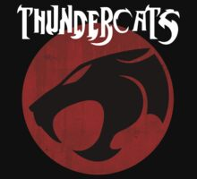 Thundercats - Grunge Effect by littlemonsters