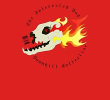 The Interested Dog Downhill Collective Skull Unisex T-Shirt