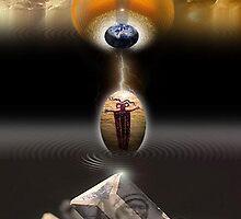 light spirit hopi shaman by arteology