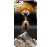 light spirit hopi shaman iPhone Case/Skin