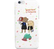Sherlock Crossing iPhone Case/Skin