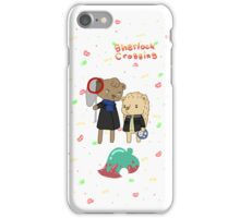 Sherlock Crossing iPhone Case/Skin