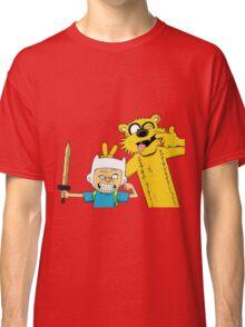 Calvin time Classic T-Shirt