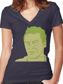 McNulty Women's Fitted V-Neck T-Shirt