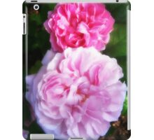 Summer Roses iPad Case/Skin