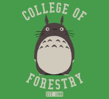 College of Forestry by bomdesignz