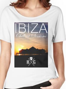 Ibiza - Chillout Sessions Women's Relaxed Fit T-Shirt