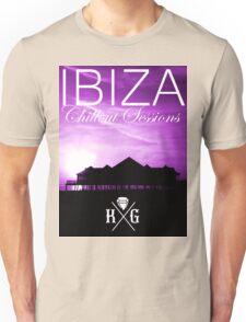 Ibiza - Chillout Sessions Purple Unisex T-Shirt