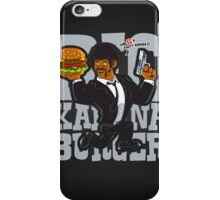 Big Kahuna iPhone Case/Skin