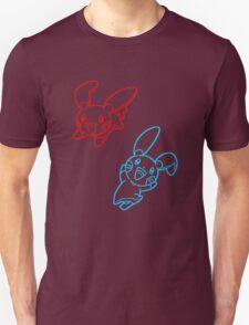 Plusle and Minun Best Friends shirt T-Shirt