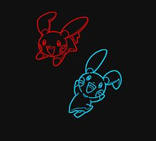 Plusle and Minun Best Friends shirt Unisex T-Shirt