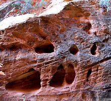 Rock Formations by Alli Ingalls