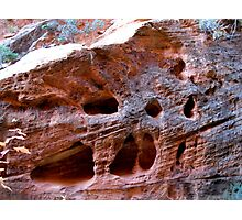 Rock Formations Photographic Print