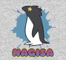 Free!  Nagisa's Penguin Tee One Piece - Short Sleeve