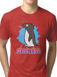 Free!  Nagisa's Penguin Tee Tri-blend T-Shirt