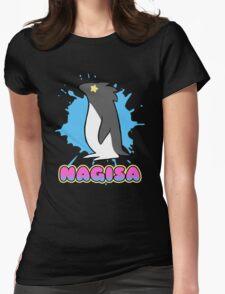 Free!  Nagisa's Penguin Tee Womens Fitted T-Shirt