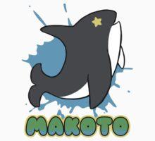 Free!  Makoto's Whale Tee by BonBonBunny