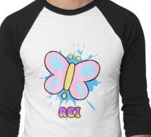 Free! Rei's Butterfly Tee Men's Baseball ¾ T-Shirt