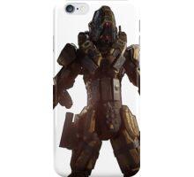 Black Ops 3 - Reaper  iPhone Case/Skin