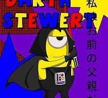 Darth Stewert by MikinnaJo