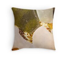 Macro Wall Art Throw Pillow
