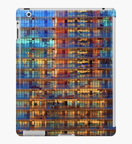 Buildings in Buildings iPad Case/Skin