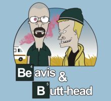 Beavis and Butthead Breaking Bad by Aquilius