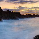 Bombo Headland, New South Wales, Australia by Michael Boniwell