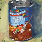 Progresso - A Soup Can by Joanie Springer